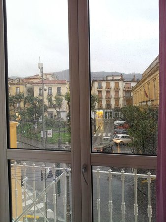La Piazzetta Guest House:                   window view