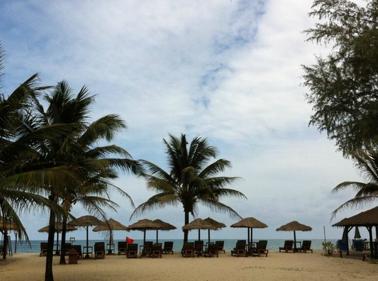 Banyan Tree Phuket:                   Beach
