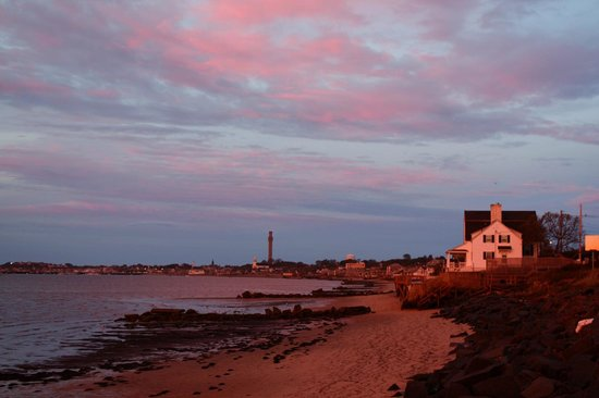 Harbor Hotel Provincetown: Sunset