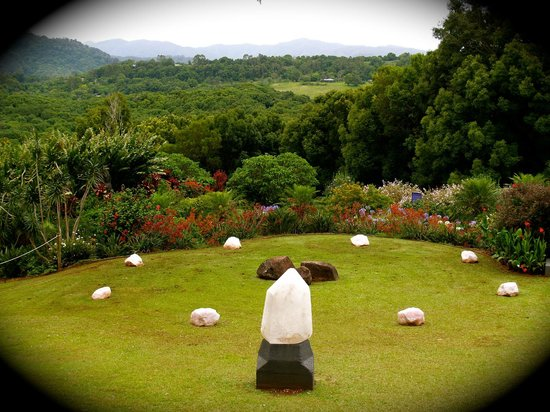 crystal castle - picture of crystal castle  u0026 shambhala gardens  mullumbimby