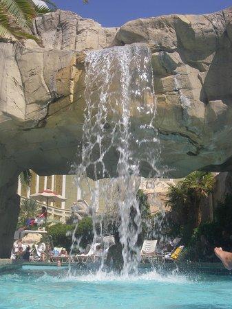 Mandalay Bay Resort & Casino:                   Noch mal der Lazy River
