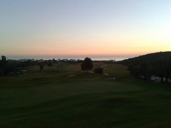 Marbella Golf & Country Club:                   Great to watch the sunset whilst having a cocktail or gin & tonic!