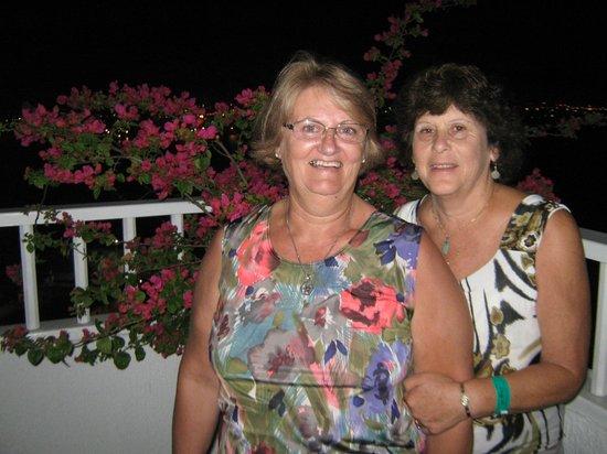 Decameron Cartagena: A la salida del Comedor