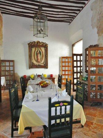 El Meson del Marques:                   une des salles à manger