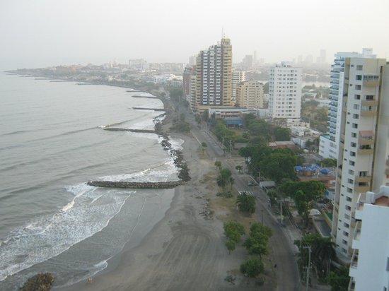 Decameron Cartagena: Desde La Habitación