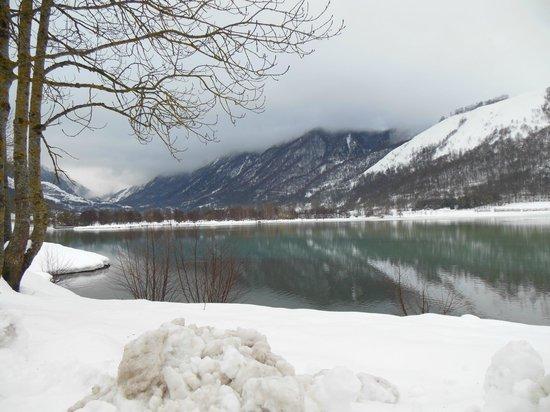 Nemea Residence La Soulane:                   Lac de Génos