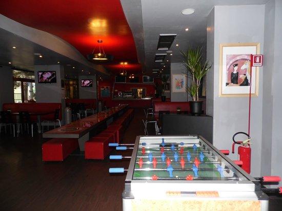 Plus Florence:                   bar