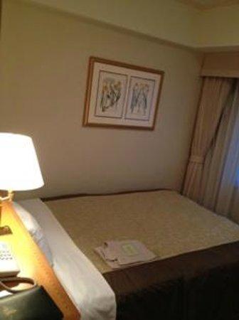 Tokyo Daiichi Hotel Nishiki:                   東京第一ホテル錦 室内