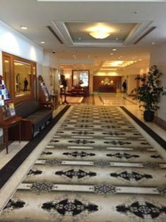 Tokyo Daiichi Hotel Nishiki:                   東京第一ホテル錦 ロビー
