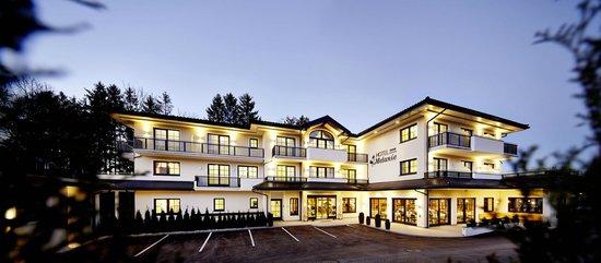 Hotel Garni Melanie: Aussenansicht