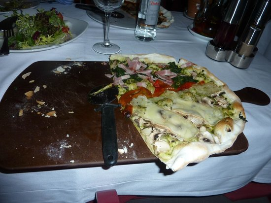 La Tagliatella Figueres:                   Good Food