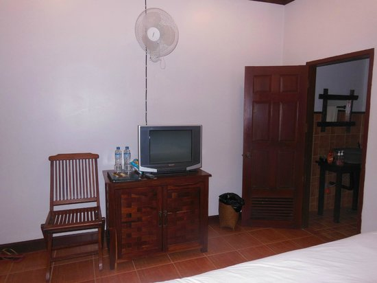 Inthira Vang Vieng: my room