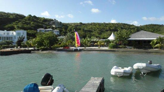 Le Phare Bleu Marina & Resort:                   Beach