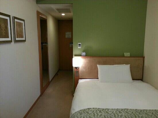 Hotel Sunroute Plaza Shinjuku:                   standard room for one