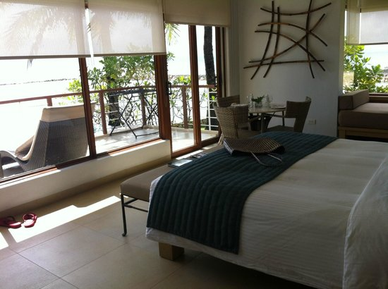Misibis Bay Resort:                   luxury villa