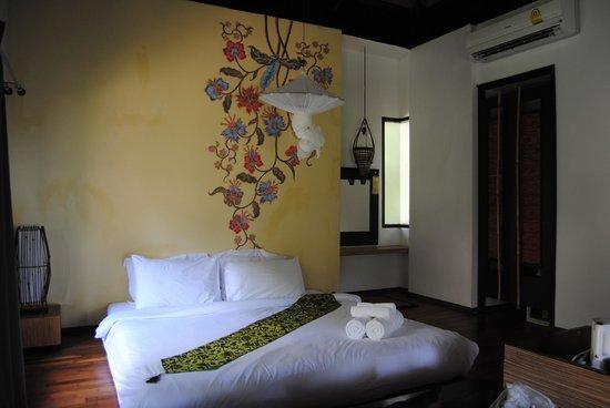 LaLaanta Hideaway Resort:                                     Notre chambre