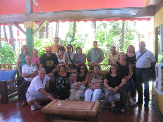 Decameron San Luis : El Grupo.