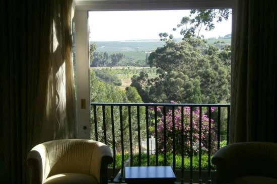 Devon Valley Hotel: Beautiful view