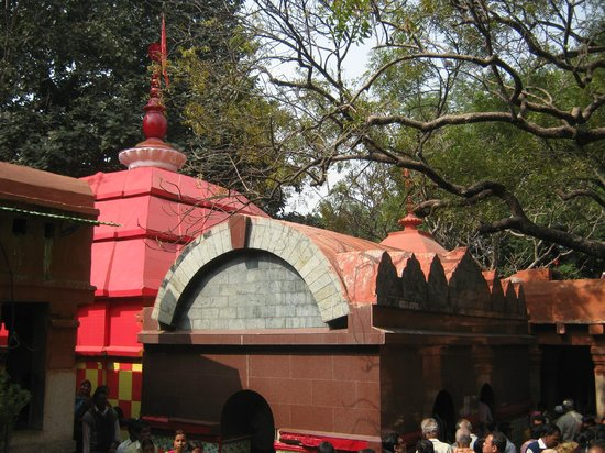Asansol, India:                                     Kalyaneshwari Temple