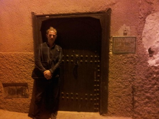 Dar Abiad:                   The main door