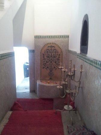 Dar Abiad :                   Entrance Lobby