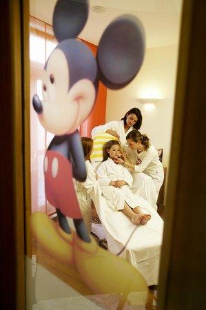 Hotel Die Post: Kinder SPA