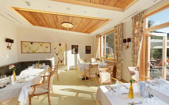 """Hotel Die Post: Restaurant """"Hirscherl"""""""