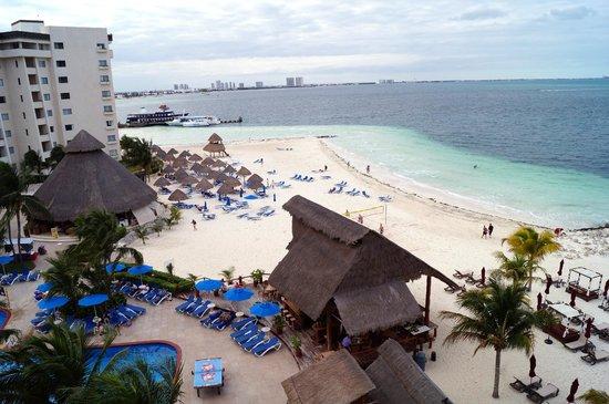 Casa Maya Cancun:                   Hermosa vista