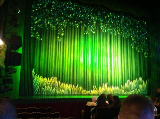 Theatre Royal Drury Lane: Fantastic seats to see Shrek