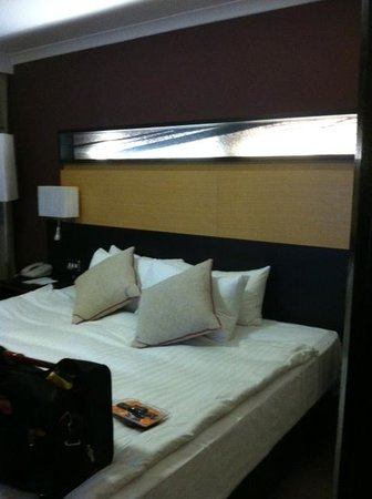 Hilton Manchester Airport: Double Bedroom