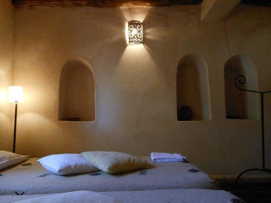 Dar Achorafa: chambre