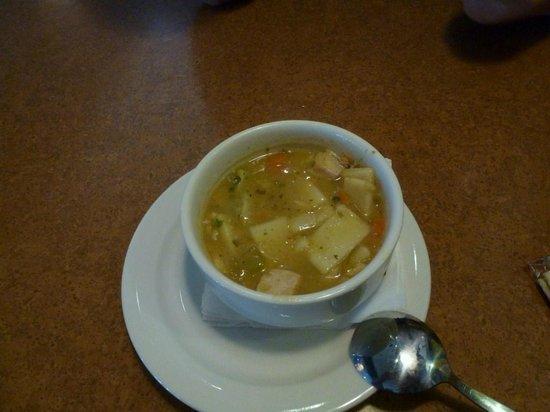 TGI Friday's: Sopa