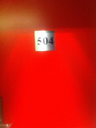 Villathena:                   Our room number
