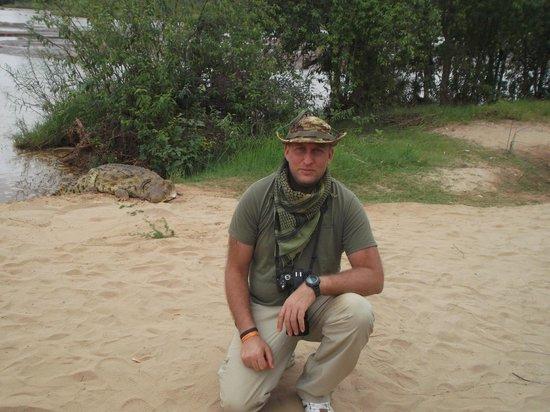 Safari Kenya Watamu - Day Tours:                                     sembra tranquillo...