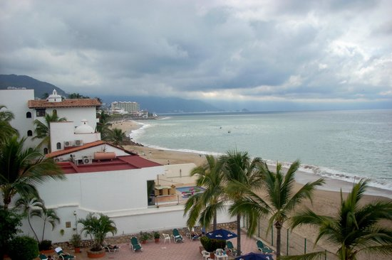 El Pescador:                   view from room