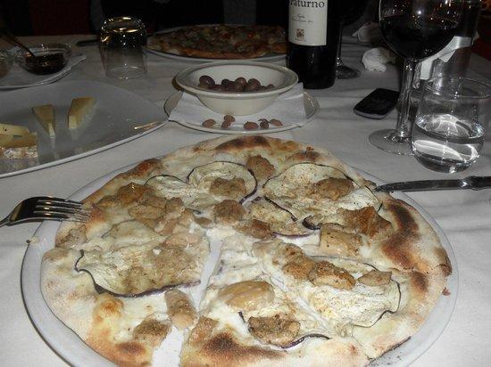 Ristorante Cantine Barsento:                                     Pizza Barsento