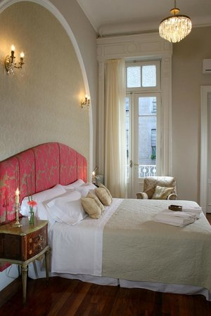 Rooney's Boutique Hotel: Delux