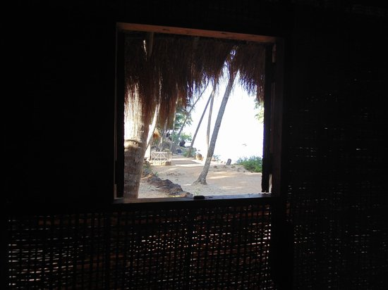 Dwarka Eco Beach Resort:                   view from our room