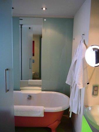 Le Meridien Vienna: Bath