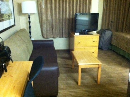 Extended Stay America - Philadelphia - King of Prussia: Queen deluxe seating