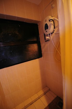 Brooks Terrace:                   2010. Shower