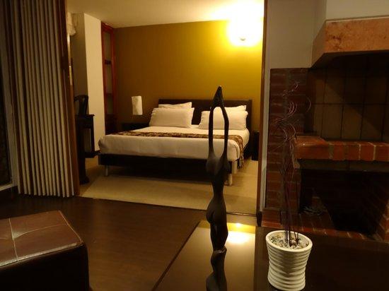 Arlington Place: One bedroom suite