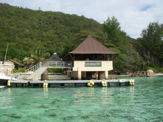 New Emerald Cove, Anse La Farine.