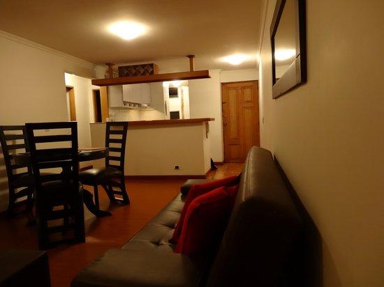 Arlington Place: Comfortable Dining Room