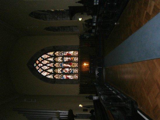 St. Nicholas' Collegiate Church: Interior