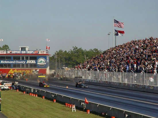 Americas Best Value Inn - Rockingham: Richmond County Attractions - Dragway