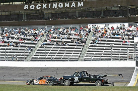 Americas Best Value Inn Rockingham: Richmond County Attractions - Speedway