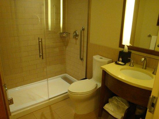 Sheraton Tribeca New York Hotel :                   バスルーム