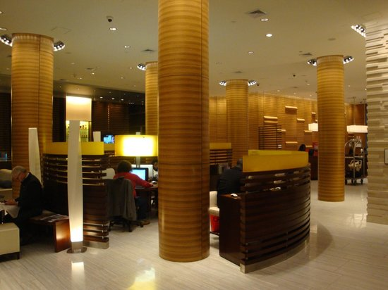 Sheraton Tribeca New York Hotel:                   ロビー