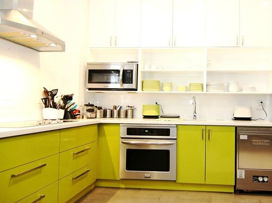 The Clarence Park: Guest Kitchen